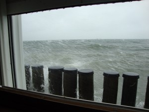 Fanizzi's Restaurant by the Sea - Storms, Nor'Easters, Hurricanes, Tropical Storms