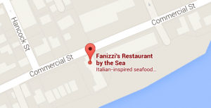Fanizzi's Restaurant by the Sea - Waterfront Dining in Provincetown on Cape Cod