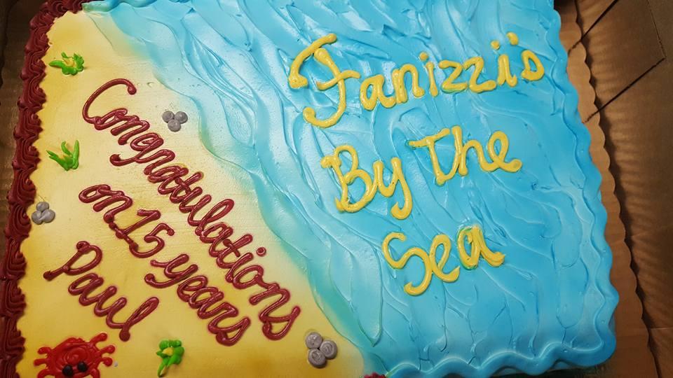 Fanizzi Provincetown 15th Anniversary